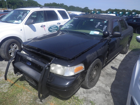 11-05115 (Cars-Sedan 4D)  Seller: Florida State F.H.P. 2009 FORD CROWNVIC