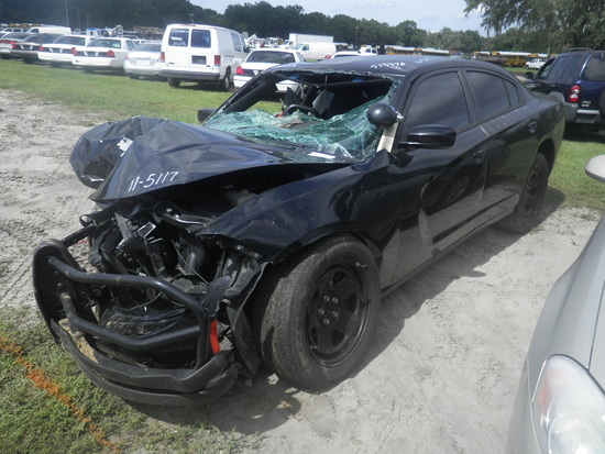 11-05117 (Cars-Sedan 4D)  Seller: Florida State F.H.P. 2017 DODG CHARGER