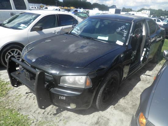 11-05127 (Cars-Sedan 4D)  Seller: Gov/City of Port Richey 2010 DODG CHARGER