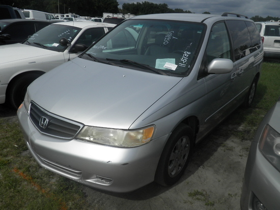 11-05138 (Cars-Van 4D)  Seller:Private/Dealer 2004 HOND ODYSSEY