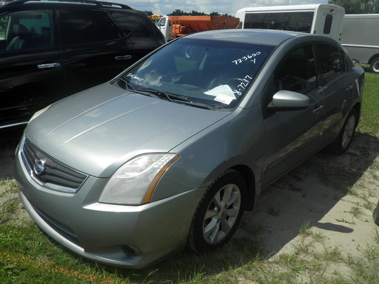 11-07118 (Cars-Sedan 4D)  Seller:Private/Dealer 2011 NISS SENTRA