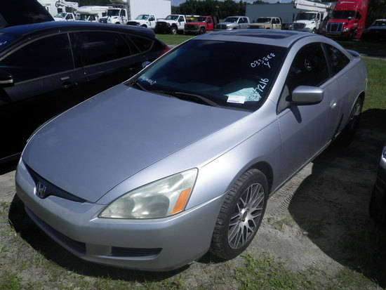11-07130 (Cars-Sedan 4D)  Seller:Private/Dealer 2003 HOND ACCORD