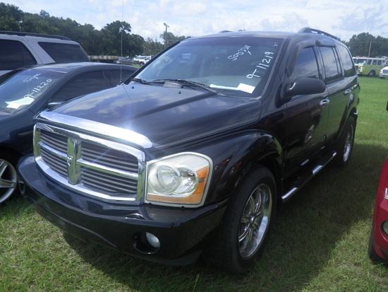 11-07127 (Cars-SUV 4D)  Seller:Private/Dealer 2005 DODG DURANGO