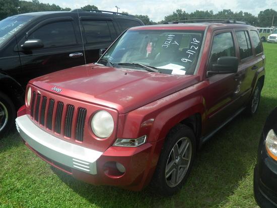 11-07128 (Cars-SUV 4D)  Seller:Private/Dealer 2007 JEEP PATRIOT
