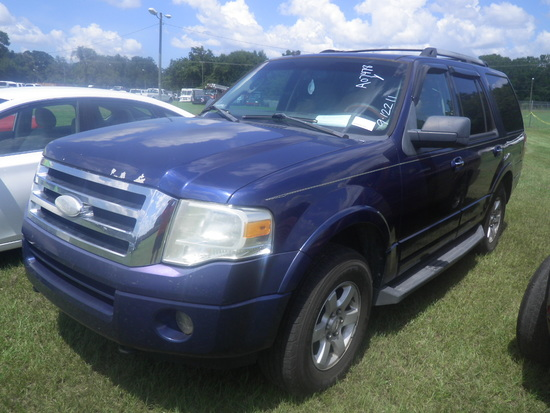 11-07114 (Cars-SUV 4D)  Seller:Private/Dealer 2010 FORD EXPEDTION