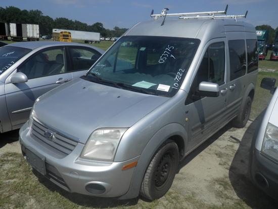 11-07122 (Trucks-Van Cargo)  Seller:Private/Dealer 2011 FORD TRANSIT
