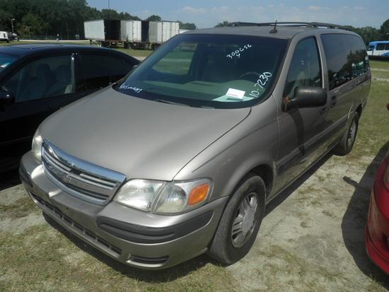 11-07123 (Cars-Van 4D)  Seller:Private/Dealer 2003 CHEV VENTURE