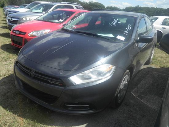 11-07117 (Cars-Sedan 4D)  Seller:Private/Dealer 2013 DODG DART