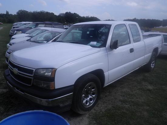 11-07110 (Trucks-Pickup 2D)  Seller:Private/Dealer 2007 CHEV 1500