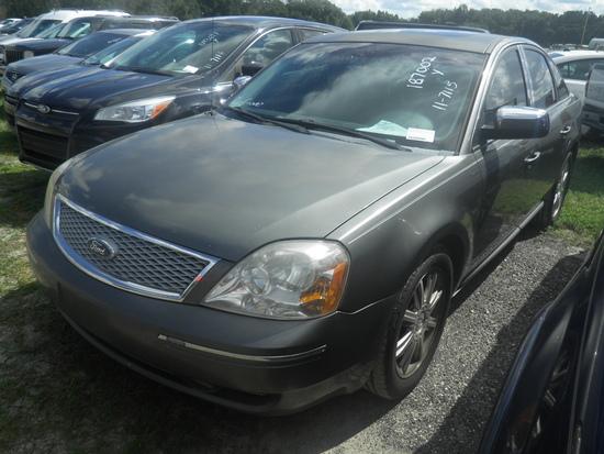 11-07115 (Cars-Sedan 4D)  Seller:Private/Dealer 2006 FORD 500