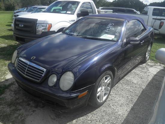 11-07134 (Cars-Coupe 2D)  Seller:Private/Dealer 2003 MERZ CLK320