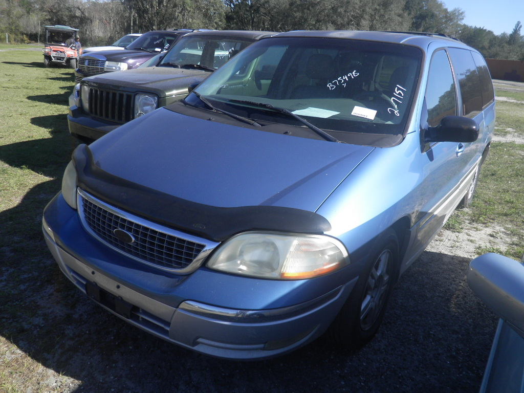 2 07151 cars wagon 4d seller private dealer 2002 ford windstar vehicles marine aviation cars trucks auctions online proxibid proxibid