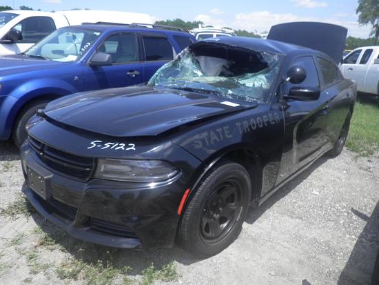 7-05117 (Cars-Sedan 4D)  Seller: Florida State F.H.P. 2016 DODG CHARGER