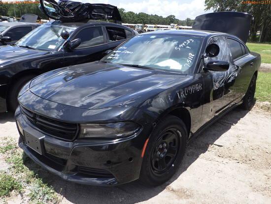 7-05118 (Cars-Sedan 4D)  Seller: Florida State F.H.P. 2019 DODG CHARGER