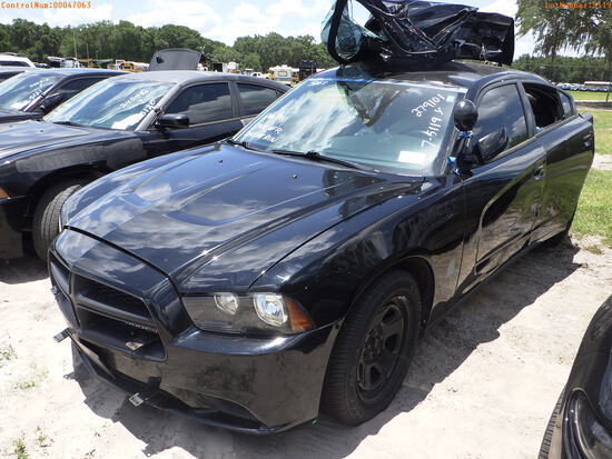 7-05119 (Cars-Sedan 4D)  Seller: Florida State F.H.P. 2014 DODG CHARGER