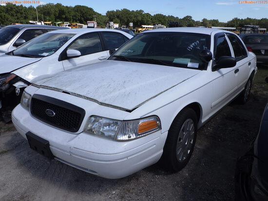 7-05125 (Cars-Sedan 4D)  Seller: Florida State F.H.P. 2006 FORD CROWNVIC