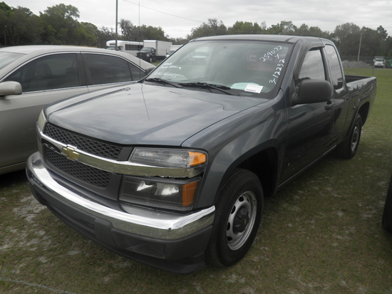 7-07125 (Trucks-Pickup 2D)  Seller:Private/Dealer 2006 CHEV COLORADO