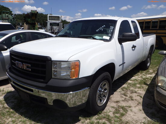 7-07120 (Trucks-Pickup 4D)  Seller:Private/Dealer 2013 GMC SIERRA
