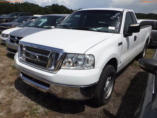 7-07122 (Trucks-Pickup 2D)  Seller:Private/Dealer 2007 FORD F150