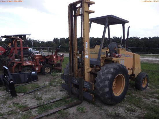 8-01162 (Equip.-Fork lift)  Seller: Gov-Manatee County CASE 586E ROUGH TERRAIN F