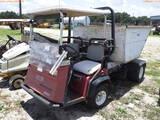 8-02128 (Equip.-Cart)  Seller: Gov-Pinellas County BOCC TORO WORKMAN 3100 SIDE B