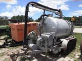 8-01196 (Equip.-Sewer cleaner)  Seller: Gov-Pinellas County BOCC 1990 AQUA JV100