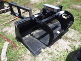 8-01120 (Equip.-Implement- misc.)  Seller:Private/Dealer TOMAHAWK 66 INCH SKID S