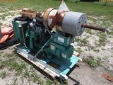 8-01134 (Equip.-Generator)  Seller:Private/Dealer ONAN 20GGDB LPG STATIONARY GEN