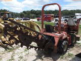 8-01170 (Equip.-Trencher)  Seller:Private/Dealer DITCH WITCH 3500 RIDING TRENCHE