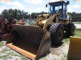 8-01206 (Equip.-Loader- wheeled)  Seller: Gov-City Of Clearwater CAT 938G SERIES