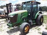 8-01190 (Equip.-Tractor)  Seller: Gov-City Of Clearwater JOHN DEERE 5085M 4X4 EN
