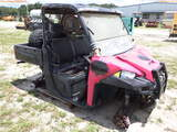 8-02112 (Equip.-Utility vehicle)  Seller: Gov-City Of Clearwater 2016 POLS RANGE