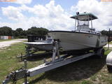 8-03118 (Vessels-Center console)  Seller: Florida State F.W.C. 2004 BOST WHALER