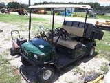 8-02132 (Equip.-Cart)  Seller:Private/Dealer EZ GO SIDE BY SIDE UTILITY DUMP CAR