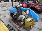 8-02202 (Equip.-Generator)  Seller:Private/Dealer KOHLER 10 10KW LPG GENERATOR