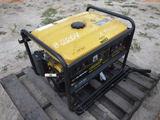 8-02204 (Equip.-Generator)  Seller:Private/Dealer ROBIN RGV7500 7500WATT GENERAT