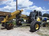 8-01688 (Equip.-Excavator)  Seller: Gov-Manatee County MENZI MUCK A91 WALKING HY