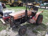 8-02232 (Equip.-Tractor)  Seller:Private/Dealer KUBOTA B5200 DIESEL TRACTOR