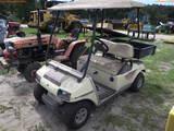 8-02230 (Equip.-Cart)  Seller:Private/Dealer CLUB CAR SIDE BY SIDE GAS GOLF CART