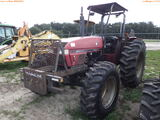 8-01174 (Equip.-Tractor)  Seller: Florida State F.W.C. CASE C80 4X4 OROPS DIESEL