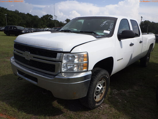 8-05130 (Trucks-Pickup 4D)  Seller:Private/Dealer 2012 CHEV 2500HD
