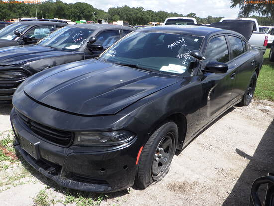 8-05118 (Cars-Sedan 4D)  Seller: Florida State F.H.P. 2019 DODG CHARGER