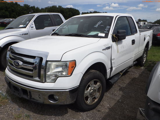 8-05138 (Trucks-Pickup 2D)  Seller:Private/Dealer 2011 FORD F150
