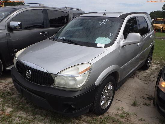 8-07114 (Cars-Sedan 4D)  Seller:Private/Dealer 2006 BUIC RENDEZVOS