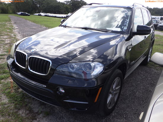 8-07126 (Cars-SUV 4D)  Seller:Private/Dealer 2011 BMW X5