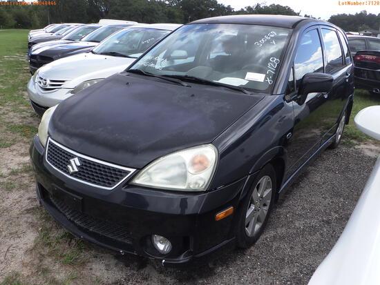 8-07128 (Cars-Wagon 4D)  Seller:Private/Dealer 2005 SUZI AERIO