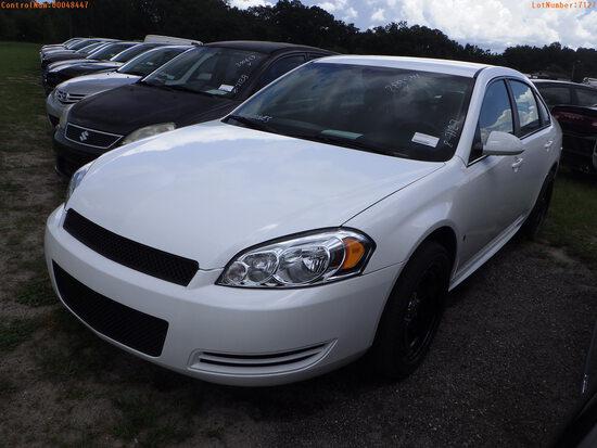 8-07127 (Cars-Sedan 4D)  Seller:Private/Dealer 2011 CHEV IMPALA