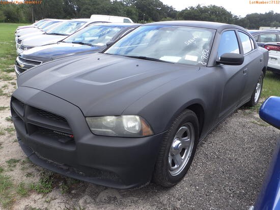 8-07132 (Cars-Sedan 4D)  Seller:Private/Dealer 2013 DODG CHARGER