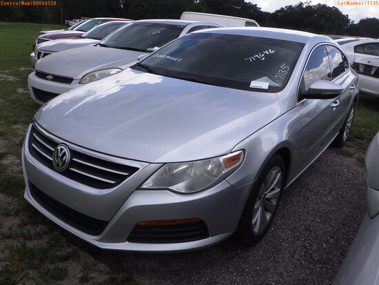 8-07135 (Cars-Sedan 4D)  Seller:Private/Dealer 2011 VOLK CC