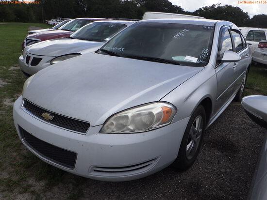 8-07136 (Cars-Sedan 4D)  Seller:Private/Dealer 2011 CHEV IMPALA